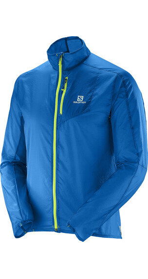 Salomon M's Fast Wing Jacket Union Blue